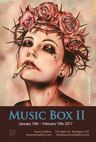 MUSIC BOX II - @haven gallery