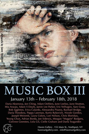 MUSIC BOX III - @haven gallery