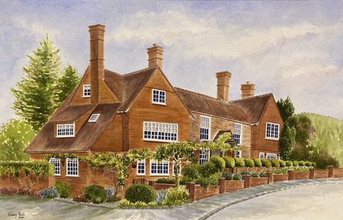Bushey Cottage