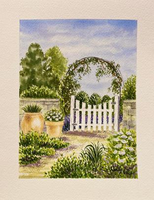 Sam's Garden