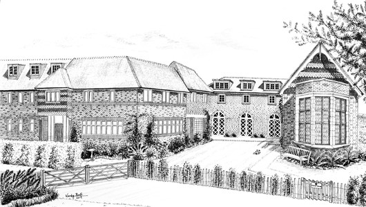 Manor House, Tonbridge School