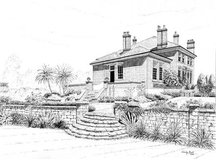 The Georgian House