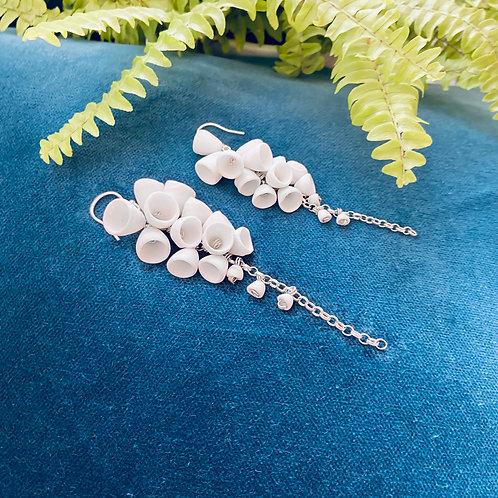 Campanula Earrings - Size 4