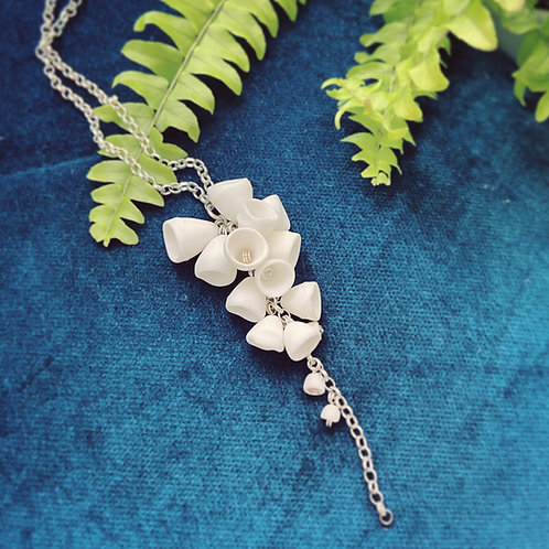Campanula Necklace - Size 3