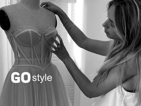שמלות כלה בתקופת הקורונה: טל מדינה עונה על השאלות הנפוצות של הכלות למגזין גוסטייל