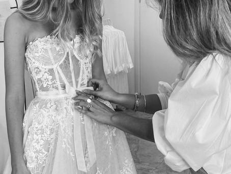 המדריך למציאת שמלת כלה לאירוע מצומצם