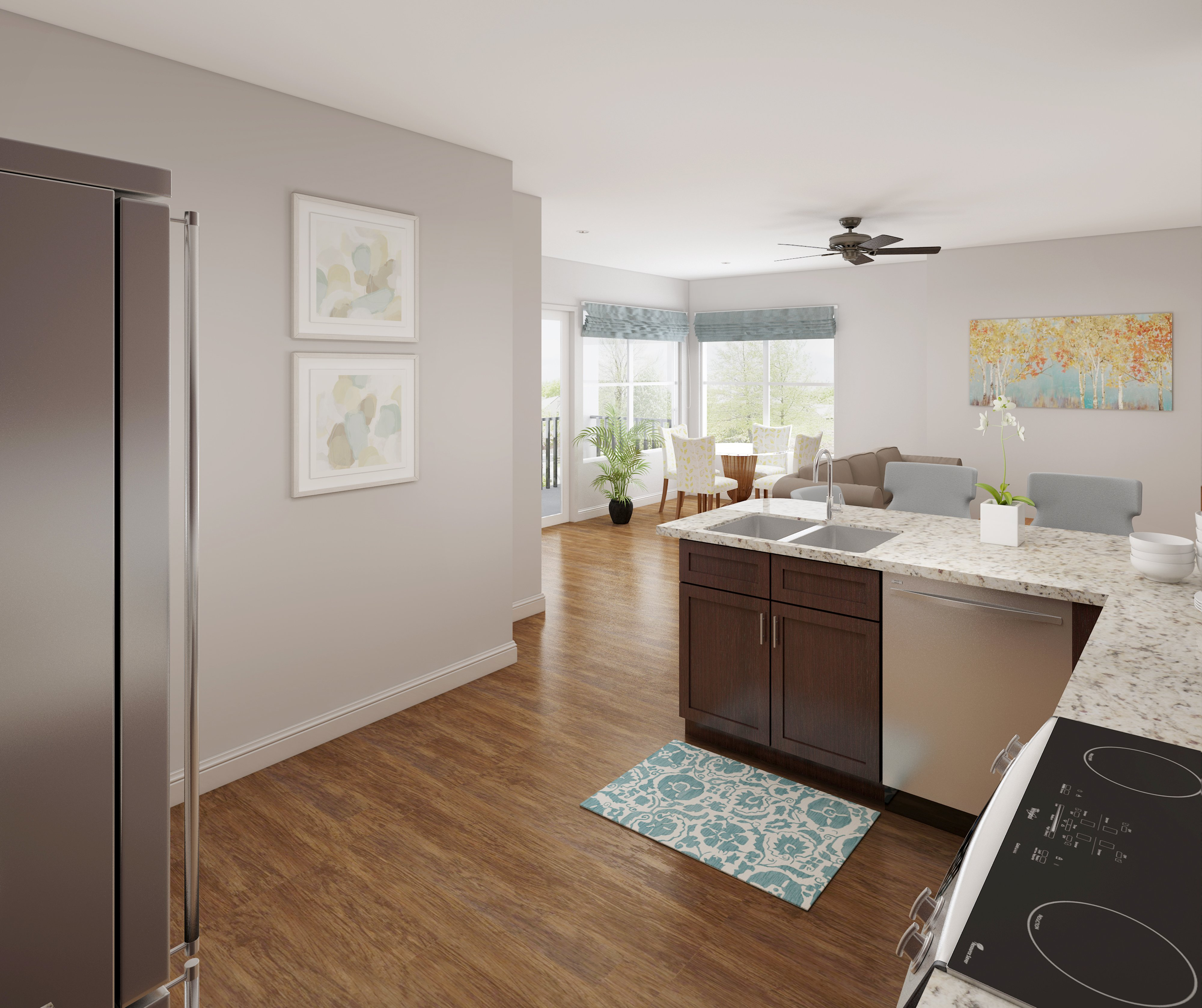 CARRIAGE HILL IDEPENDENT LIVING APARTMENTS