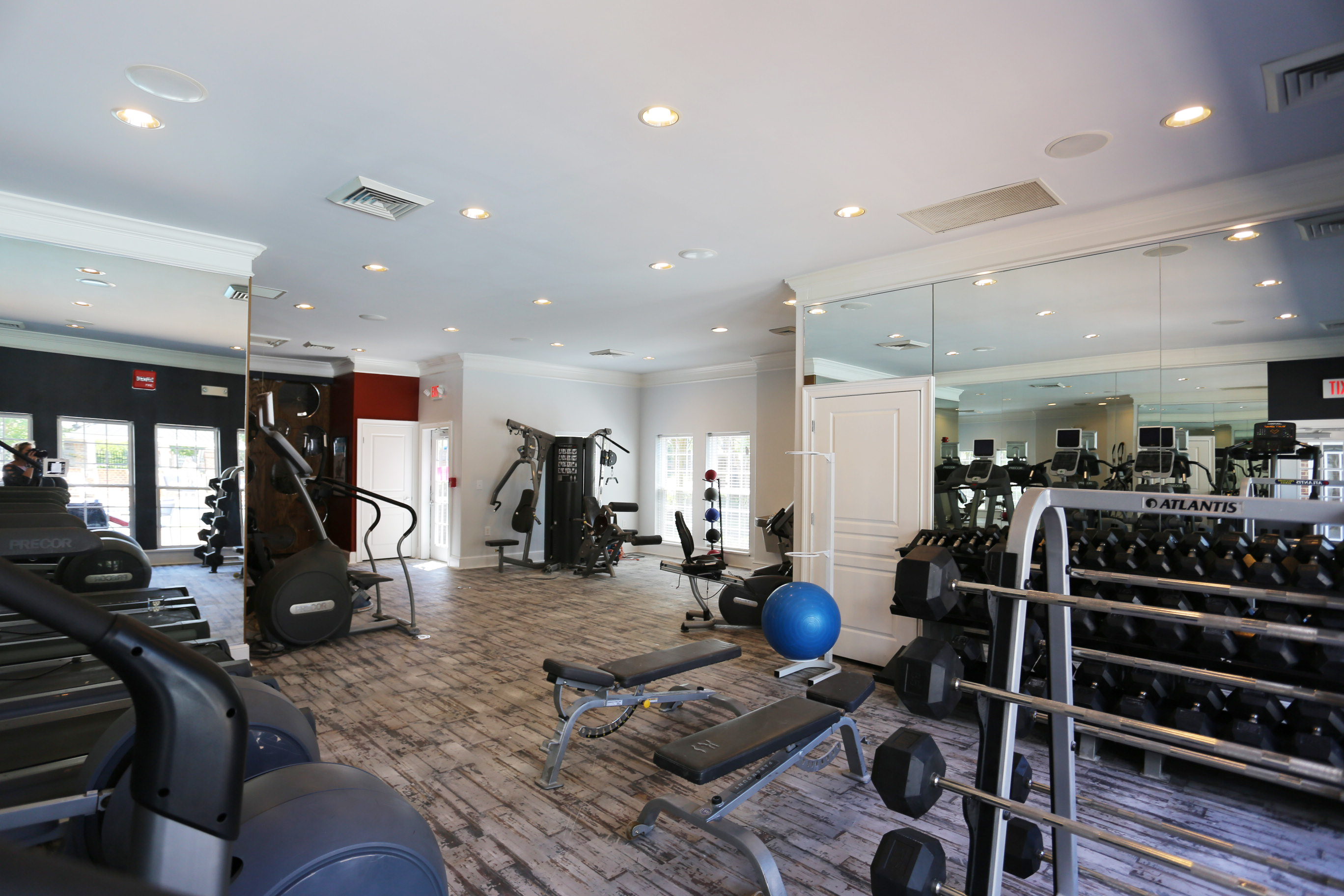 Clubhouse - Fitness Center