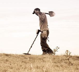 metal detecting in England and Wales