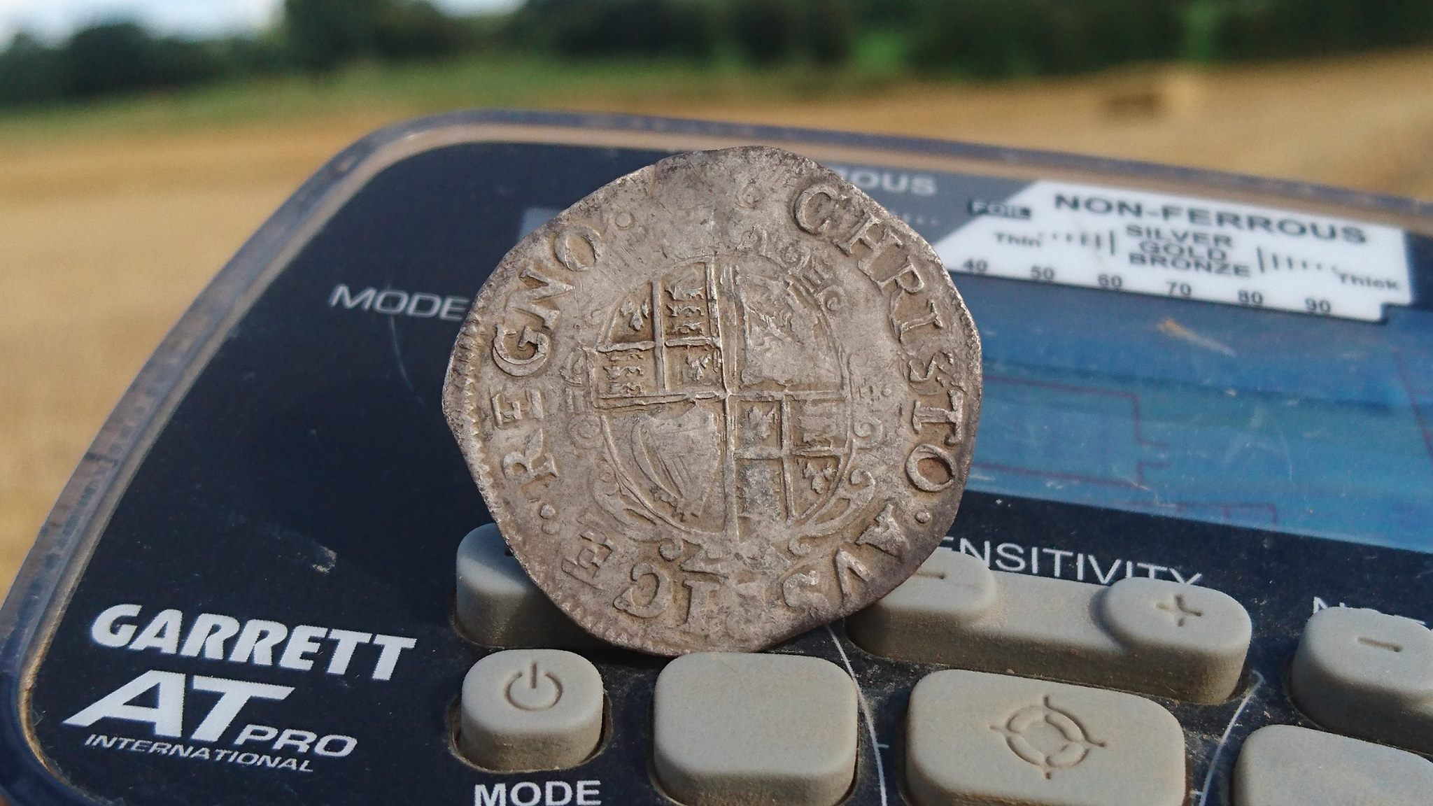 Charles 1st Shilling