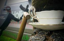 tea cuppin