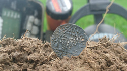 Irish Henry III voided long cross