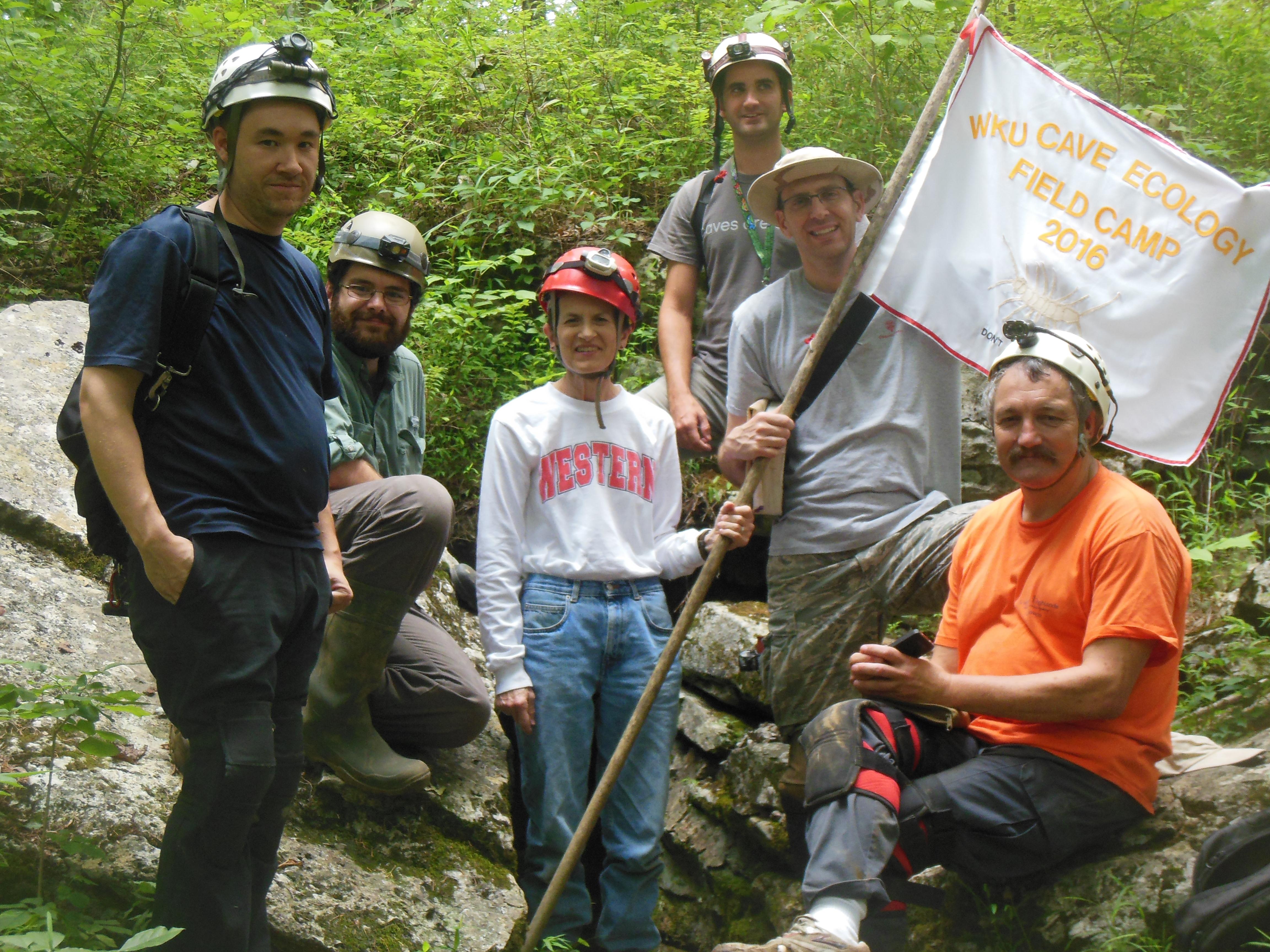 2016 Cave ecology participants