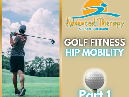The Best exercises, stretches, and tips to improve your golf game.