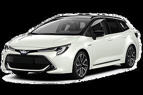 Véhicule de transport médical urgent PSL Allliance Express Toyota Corolla Touring