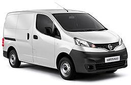 Véhicule de transport médical urgent PSL Allliance Express Nissan NV200