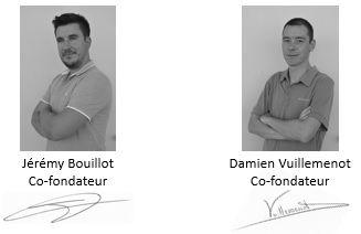 Fondateurs et Dirigeants SAS Alliance Express Lyon Meyzieu
