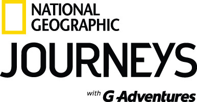 National Geographic Journeys with G Adventures is a collection of unique tours designed to take you deeper into the cultures and habitats of the places we explore. Offering hands-on exploration, interactions with local experts, and the freedom to roam, all within the structure and security of travelling in a small group.