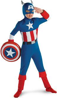 Captain-America-Classic-Child-Costume--D