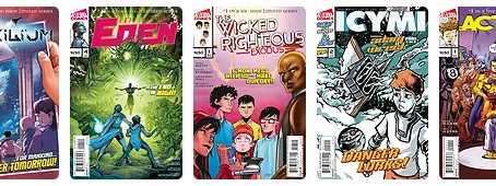Why #ComicBook Lovers should be reading Alterna Comics