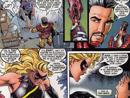 #CaptainMarvel Character Origins