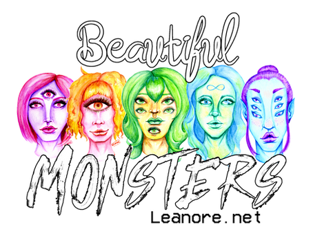 Beautiful Monsters are Here!