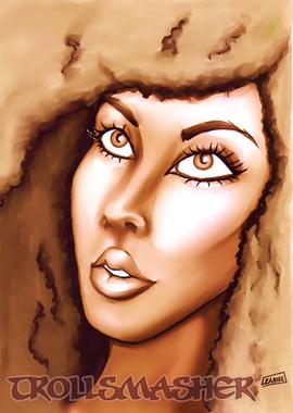Kalista Close-Up