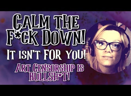 If you Don't like it, Move Along: thoughts on Art Censorship & Rebooting Existing I.P.