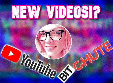 Fresh Youtube content! : I'm making #Art #Videos Again!