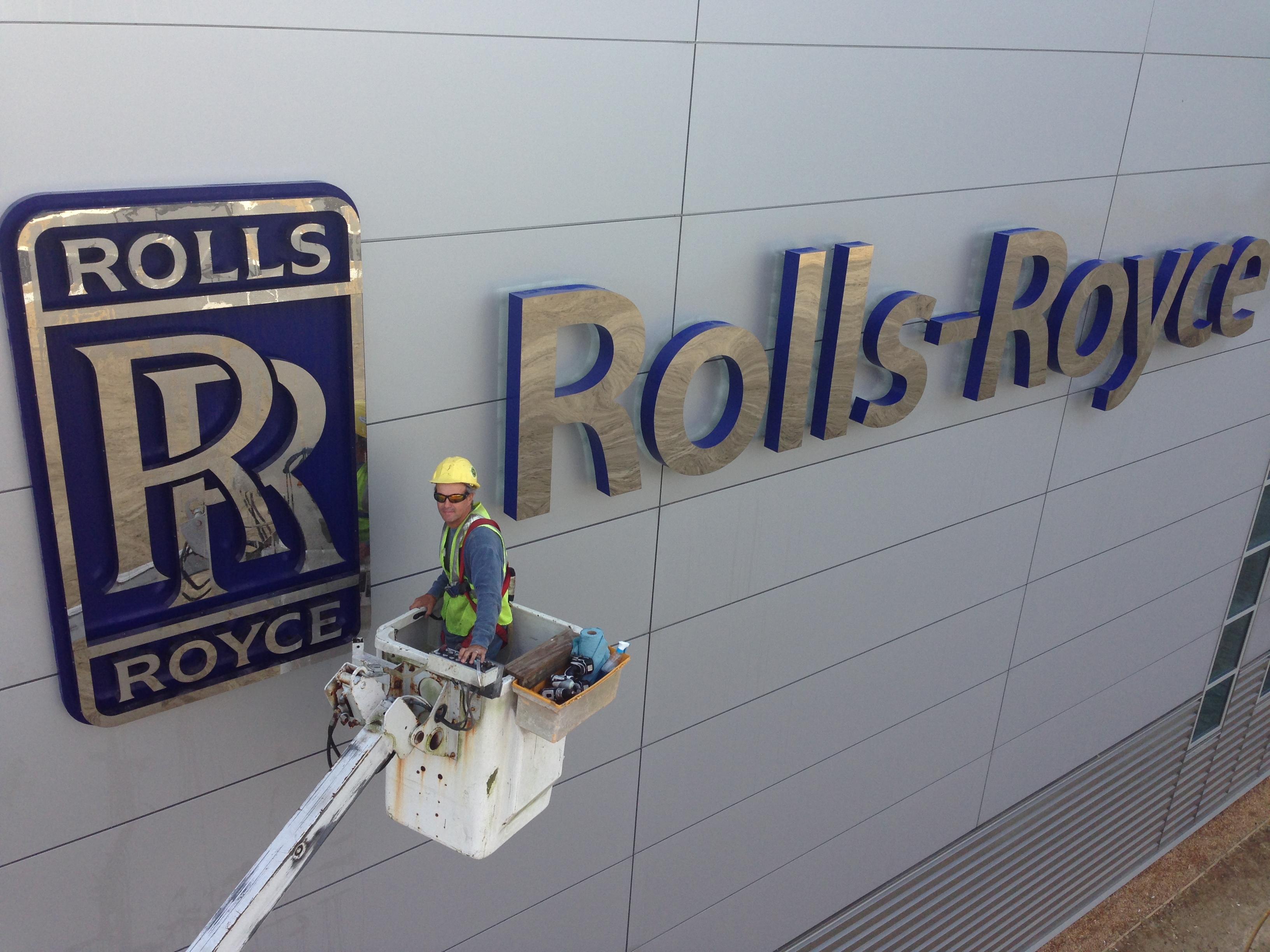 Rolls-Royce, Petersburg VA