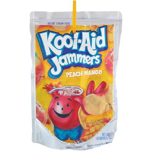 Kool Aid Jammers - Choose Your Flavour!