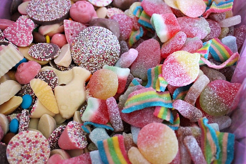Build Your Own Pick & Mix