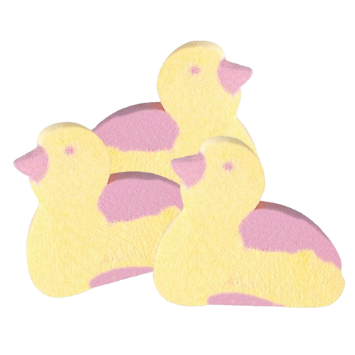 Easter Chick Marshmallows