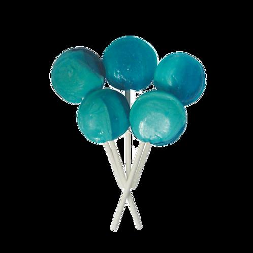 Blue Raspberry Lollipop
