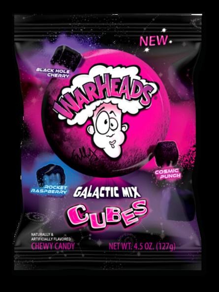 Warheads Galactic Cubes