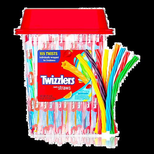 Rainbow Twizzlers - Individual