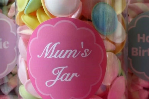 Large Gift Stickers