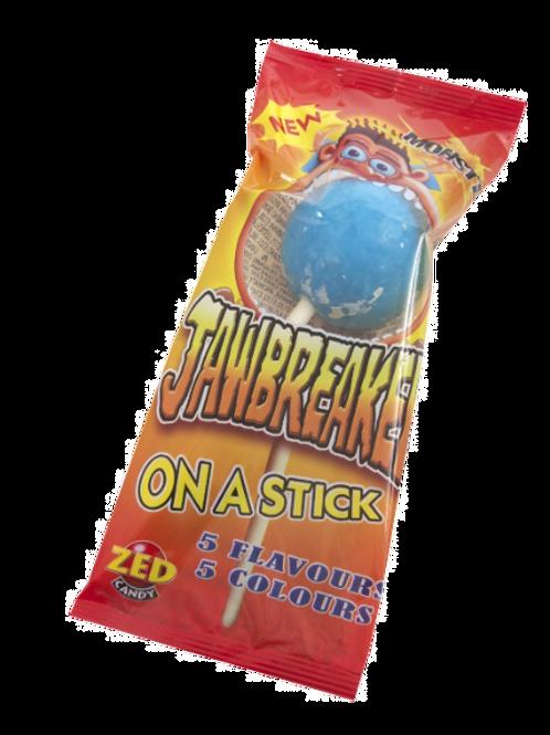 Monster Jawbreaker On A Stick