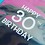 Thumbnail: Personalised Birthday Pouch!