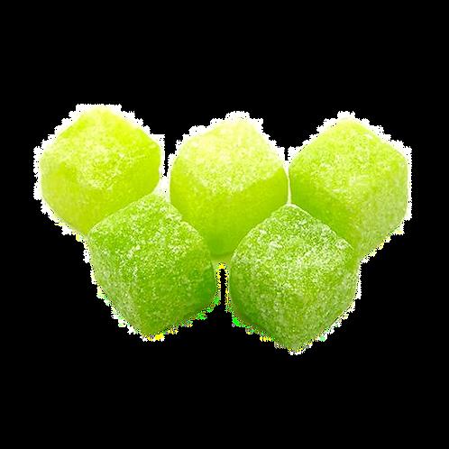 Sour Apple Cubes