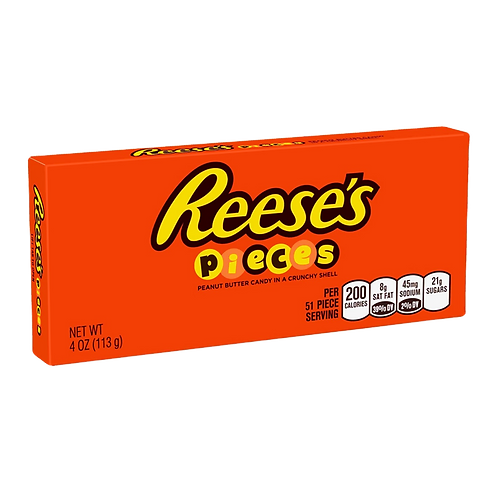Reese's Pieces Theatre Box!