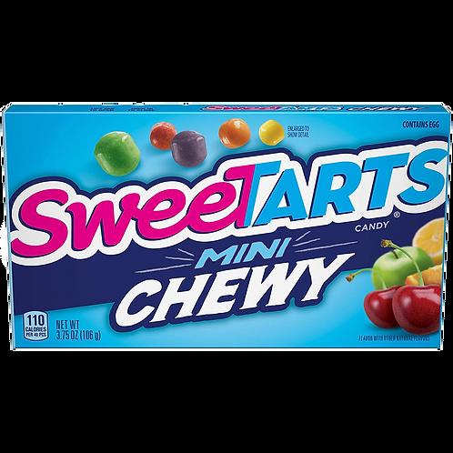 Sweetart Mini Chewy Theatre Box
