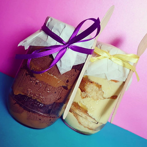 Cake Jars!