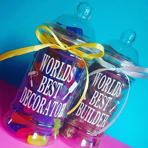 World's Best Jar