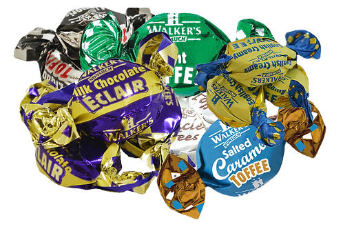 Assorted Toffee's