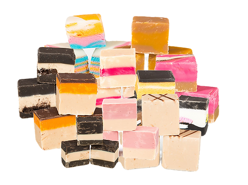Mixed Fudge - 400g