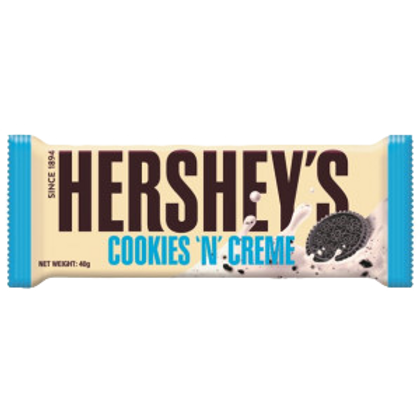 Hersheys Cookies 'n' Cream Bar