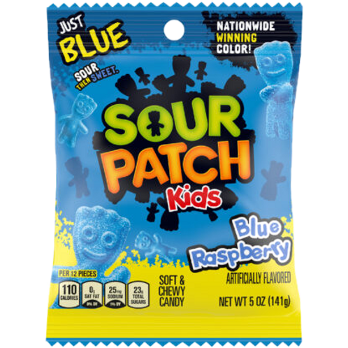 Sour Patch Kids Blue Raspberry Bag