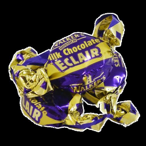 Milk Chocolate Eclairs