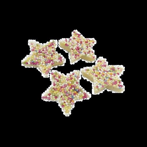 White Chocolate Stars